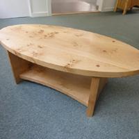 Oval Pippy Oak Thumb